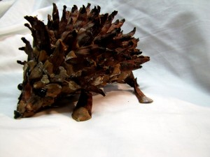 2010-12SculptureHedgehog1